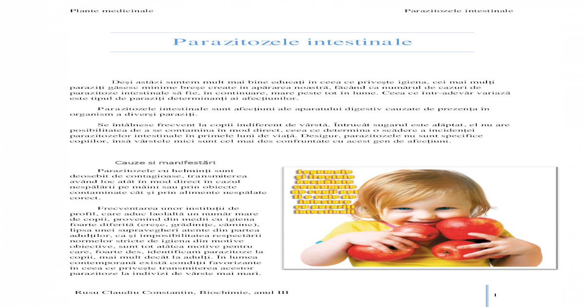 Examen coproparazitologic   Synevo