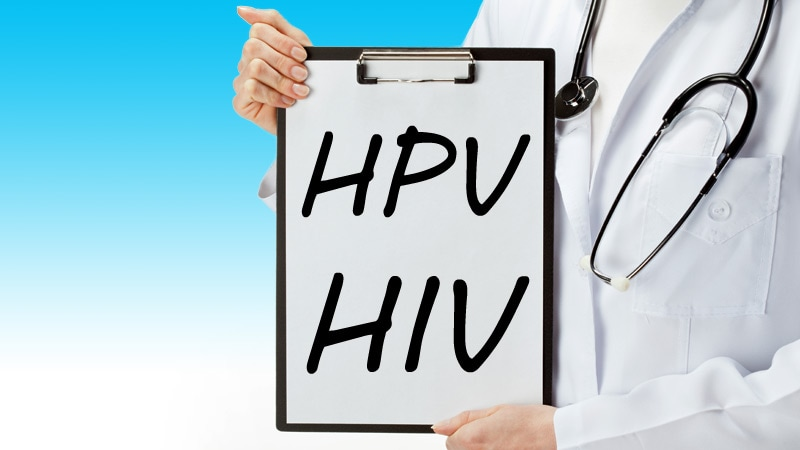 Hpv causes hiv